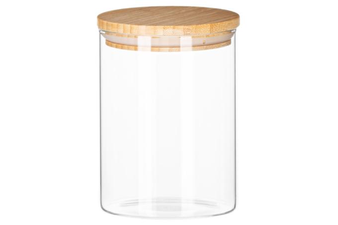 Ardesto Fresh series storage jar, round, 540 ml