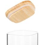 Ardesto Fresh series storage jar, square, 700 ml
