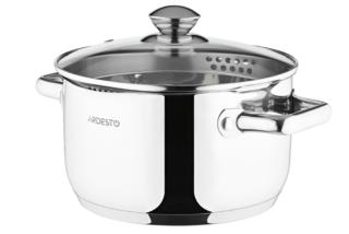 Каструля Ardesto Gemini Lecco AR2836CS (20 см)